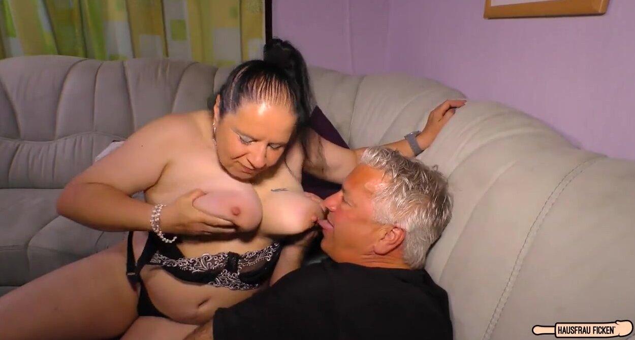 Während wird Ficken gefickt Cuckold Ehemann