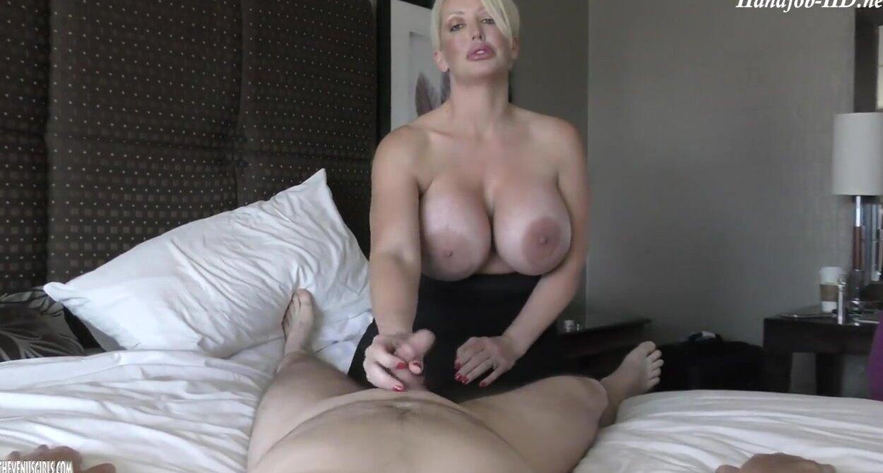Milf huge tits handjob Alura Jenson Big Tits Milf Handjob Free Porn Sex Videos Xxx Movies